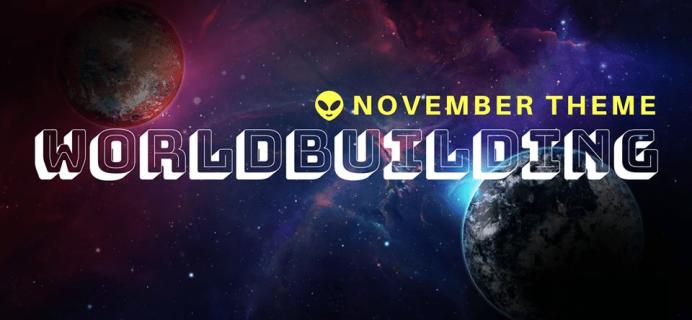 Scribbler November 2018 Spoiler #1!