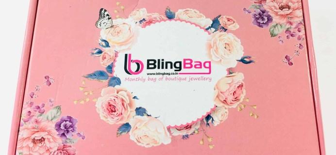Bling Bag October 2018 Subscription Box Review