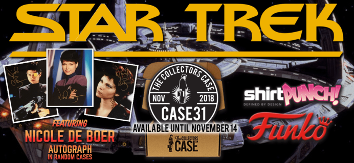 The Collectors Case November 2018 Spoilers!