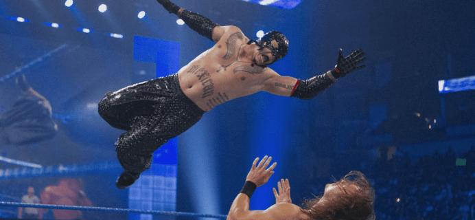 WWE Slam Crate December 2018 Full Spoilers + Coupons!