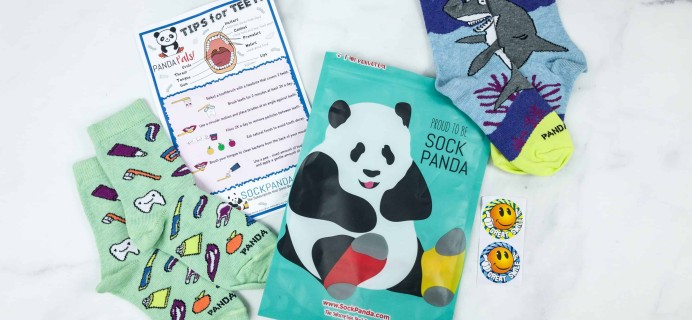 Panda Pals Cyber Monday Coupon: Get 15% Off New Subscriptions + FREE Pair of Socks!