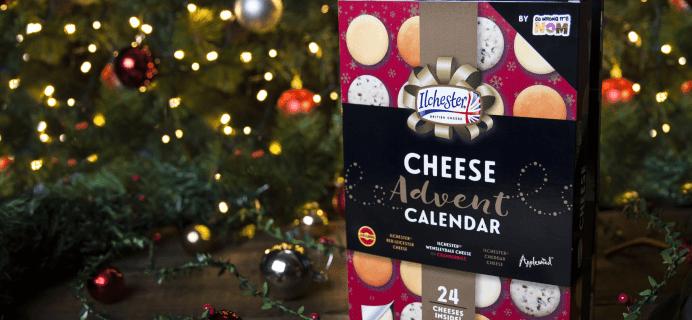 2018 Target Cheese Advent Calendar Coming Soon!