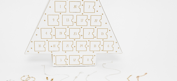 2018 Johnny Loves Rosie Jewelry Advent Calendars Available Now!