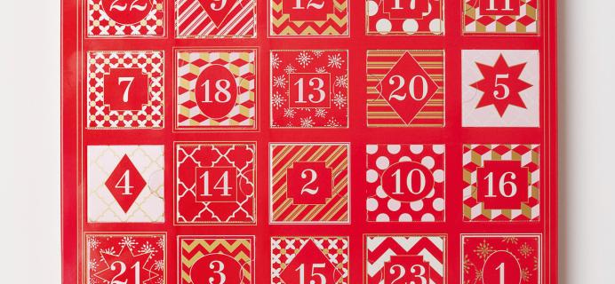 H&M 2018 Advent Calendar Available Now!