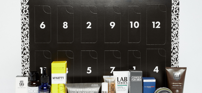 ASOS Men's Grooming Advent Calendar 2018 Available Now!