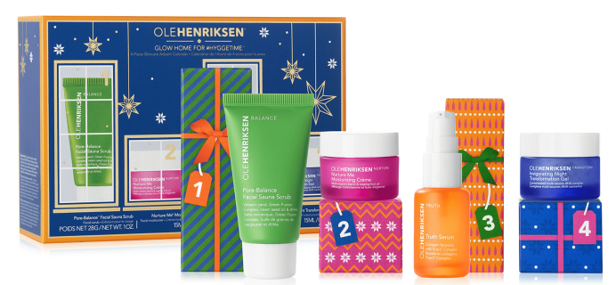 OLEHENRIKSEN Advent Calendar 2018 Available Now + Full Spoilers!