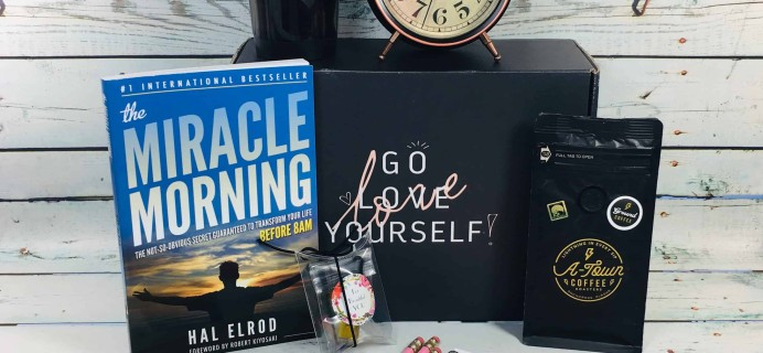 Go Love Yourself October 2018 Subscription Box Review + Coupon