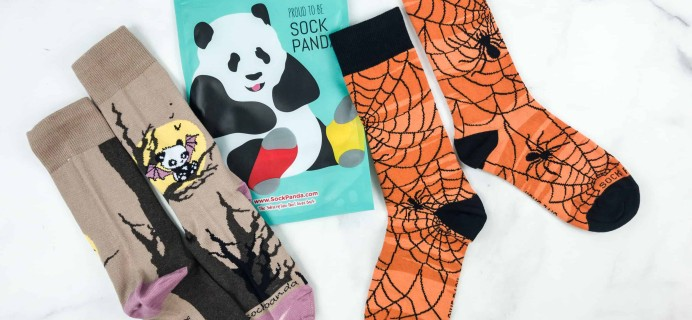Sock Panda Tweens October 2018 Subscription Review + Coupon