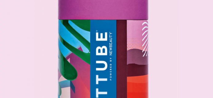 New Beauty Test Tube July 2019 Full Spoilers