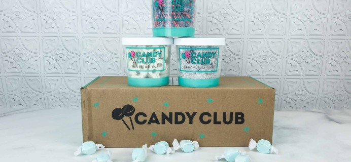 Candy Club Black Friday Deal: 70% Off First Box!