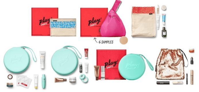 PLAY! by Sephora PLAY! SMARTS Sale: Get Each Box For Only $15!