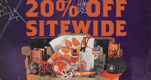 Fanchest Halloween Flash Sale Coupon: 20% Off Any Box!