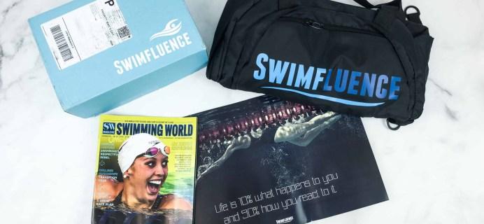 Swimfluence October 2018 Subscription Box Review