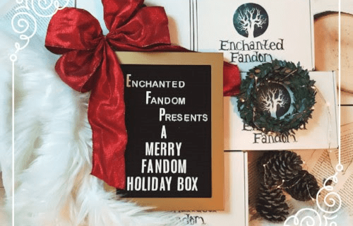 Enchanted Fandom December 2018 Spoilers + Coupon!