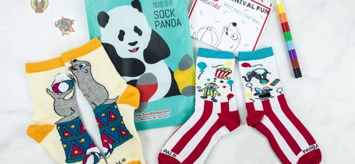 Panda Pals October 2018 Subscription Review & Coupon