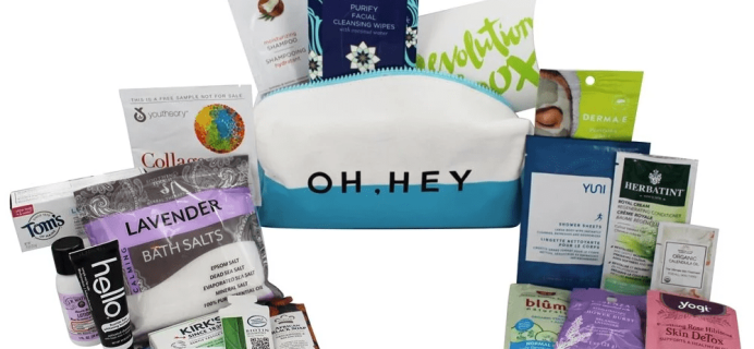 LuckyVitamin Oh, Hey Beauty Bag Available Now + Full Spoilers!