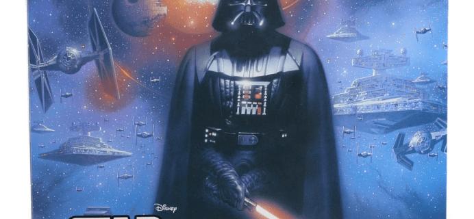 2018 Star Wars Socks Advent Calendar Available Now!