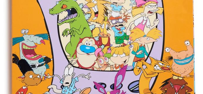2018 Nickelodeon Socks Advent Calendar Available Now!