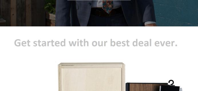 Gentleman's Box Premium Coupon: Get The Councilmen's Box As Your First Box + 50% Off Coupon!