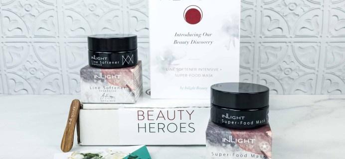 Beauty Heroes November 2018 Subscription Box Review