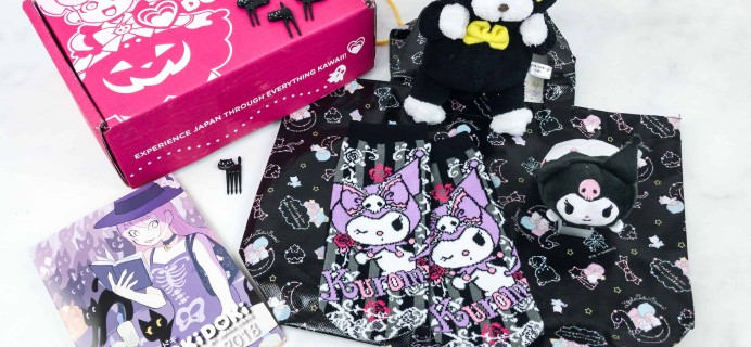 Doki Doki October 2018 Subscription Box Review & Coupon