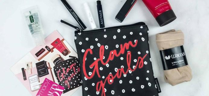 Macy's Beauty Box November 2018 Subscription Box Review