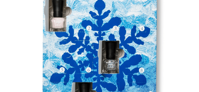 2018 Defy & Inspire Nail Polish Advent Calendar Available Now!