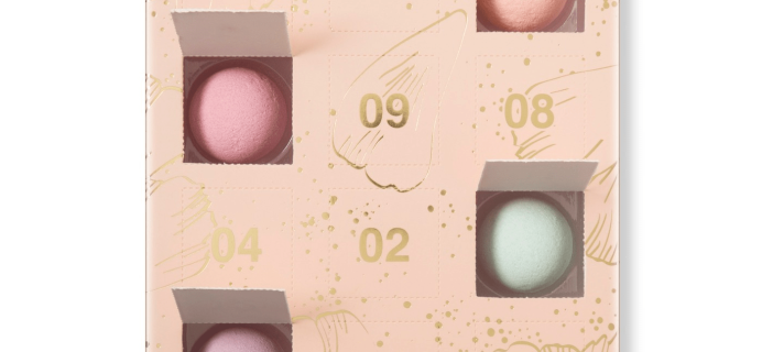 My Spa Life Bath Bomb Advent Calendar 2018 Coming Soon!