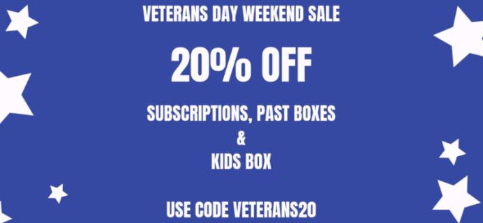 Cocotique Veteran's Day Sale: Get 20% Off!