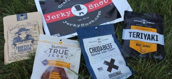 Jerky Snob Black Friday Deal: Get 10% off off All Orders of Jerky Snob