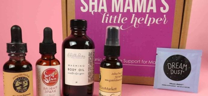 Sha Mama Rising Black Friday Coupon: Save 20% on Subscriptions!