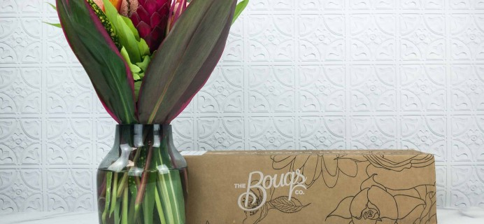 The Bouqs November 2018 Review & Coupon