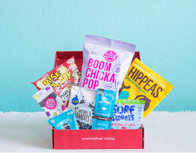 Love With Food Coupon: Get 40% Off Your First Box!