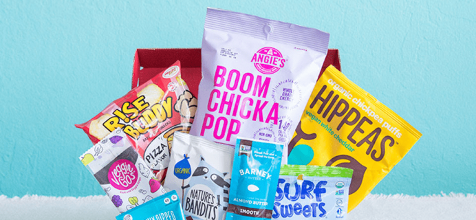 Love With Food Coupon: Get 40% Off Your First Box On Any Subscription Boxes!