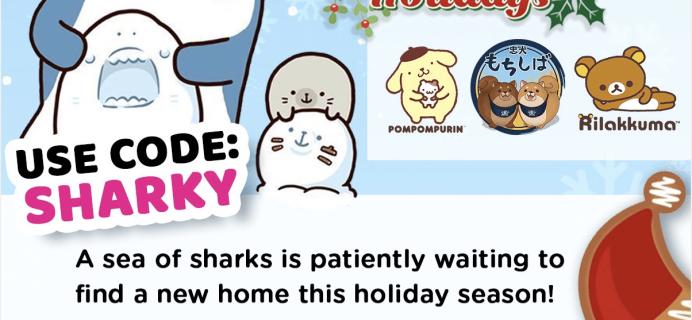 Doki Doki Crate Coupon: Get FREE Samezu Shark Surprise With Your First Box!