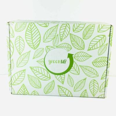 greenUP Box April 2021 Full Spoilers + Coupon!