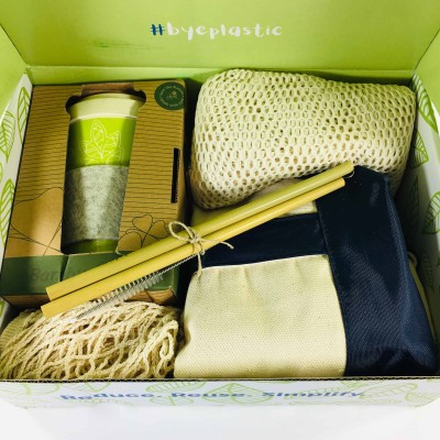 greenUP Box September 2018 Subscription Box Review