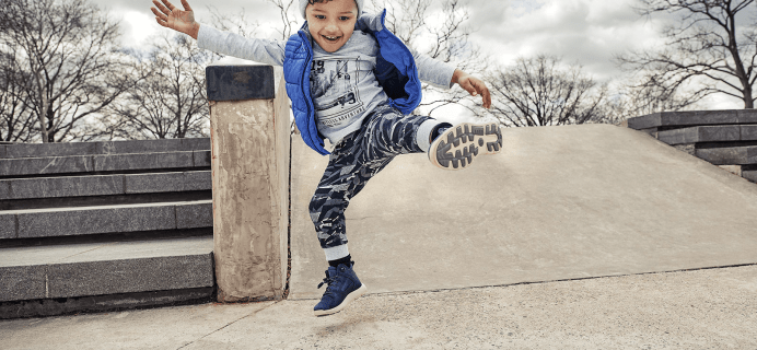 New Subscription Boxes: Timberland Kids Club Coming Soon!