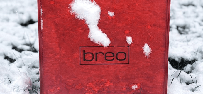 Breo Box Flash Sale: Get up to $25 OFF!