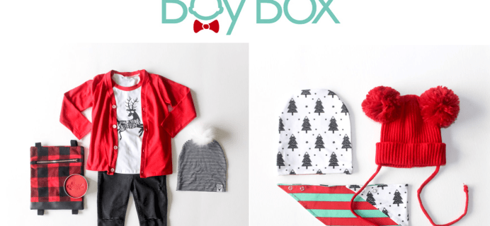 The Boy Box Cyber Monday Deal: Save 50% On Your First Box!