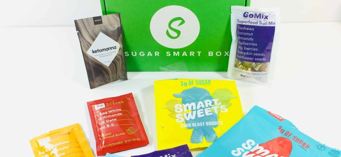 Sugar Smart Box Black Friday Deal: Save 25% on all subscriptions!