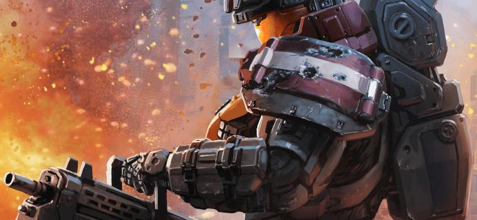 Halo Legendary Crate December 2018 Full Spoilers