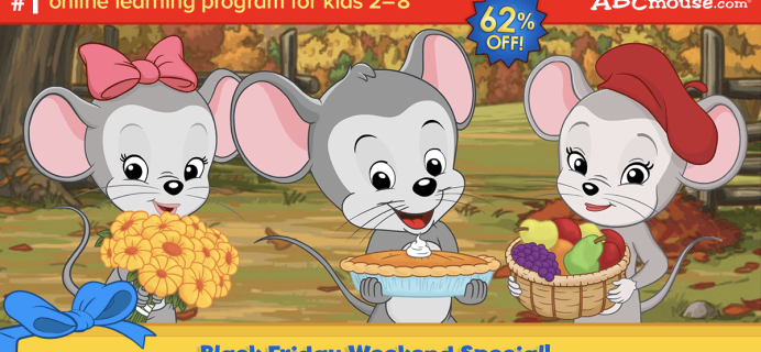ABCmouse Holiday Deal: Get 1 Year of ABCmouse for $45 – 63% Off!