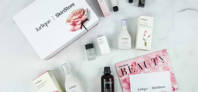 Skinstore x Jurlique Limited Edition Beauty Box Review