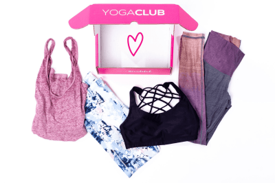 YogaClub Coupon: FREE Leggings With Subscription!