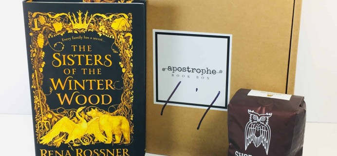 Apostrophe Box November 2018 Subscription Box Review + Coupon