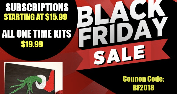 Home Made Luxe Pre-Black Friday 2018 Coupon: Get Kits as Low as $15.99!