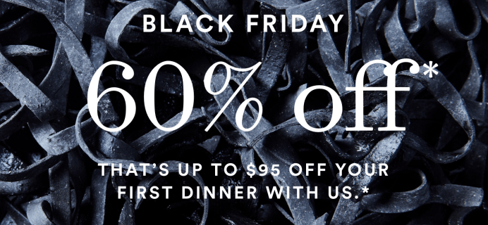 LAST DAY Plated Black Friday 2018 Coupon – Save 60% On First Box!