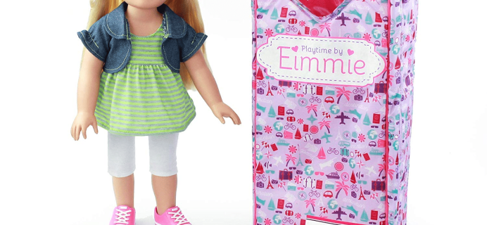 New Subscription Boxes: Club Eimmie Available Now + Coupon!