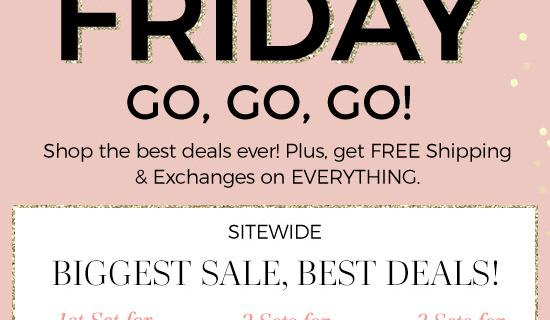 Pre Black Friday Adore Me Deals – First Set $19.95 + BOGO!